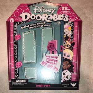 Disney Doorables figures new